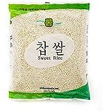 ROM AMERICA Sweet Rice Sticky Rice Glutinous Rice 2 Pound 찹쌀