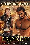 Broken (The Djinn Wars Book 4)