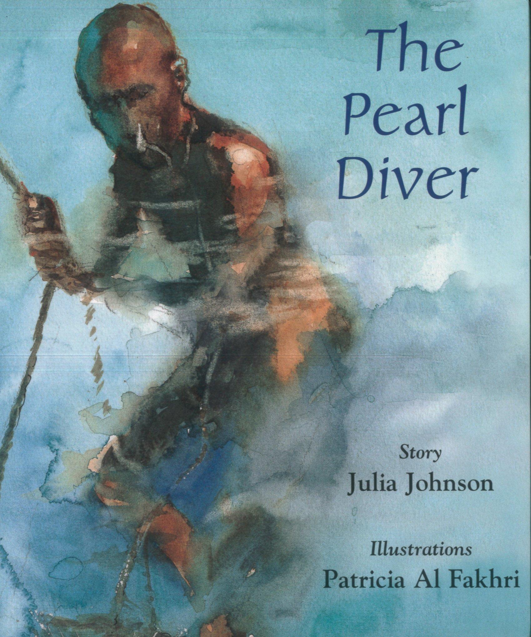 The pearl diver: julia johnson, patricia al-fakhri: 9781900988629.