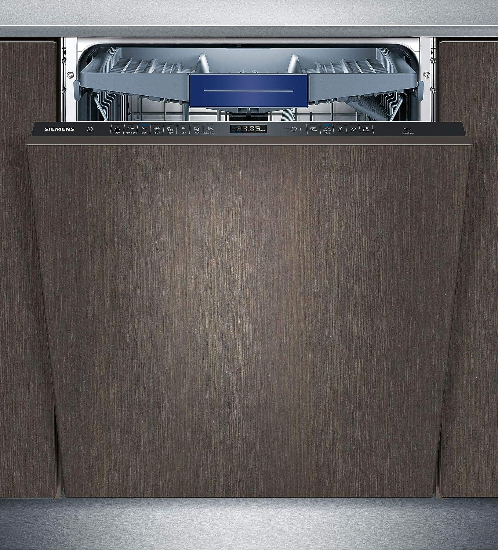Siemens SN658D02ME lavavajilla Totalmente integrado 14 ...