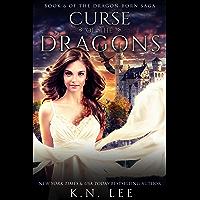 Curse of the Dragons: A Coming-of-Age Dragon Fantasy Adventure (Dragon Born Saga Book 6)
