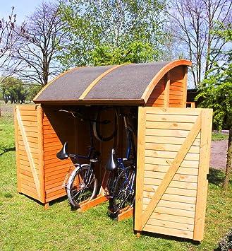 Promadino Bikeport Martin Inkl 2 Fahrradhalterungen Amazon De