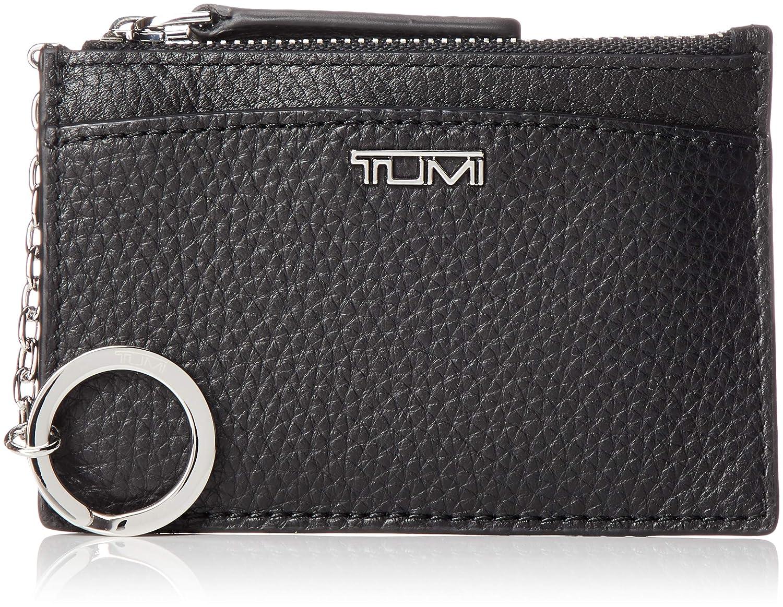 on sale d1370 45bfc Amazon.com: TUMI - Belden Zip Card Case - Black: Clothing