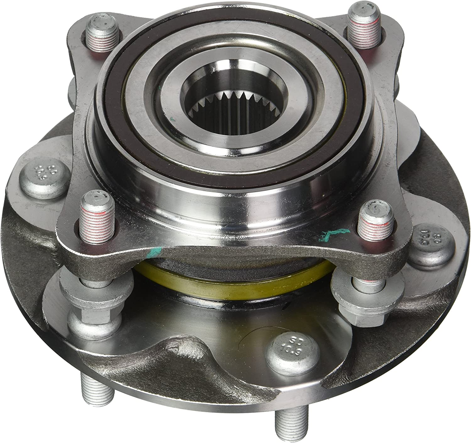 Axle Bearing and Hub Assembly Front-Left//Right Dorman 950-004