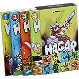 Hagar - Caixa Especial com 4 Volumes