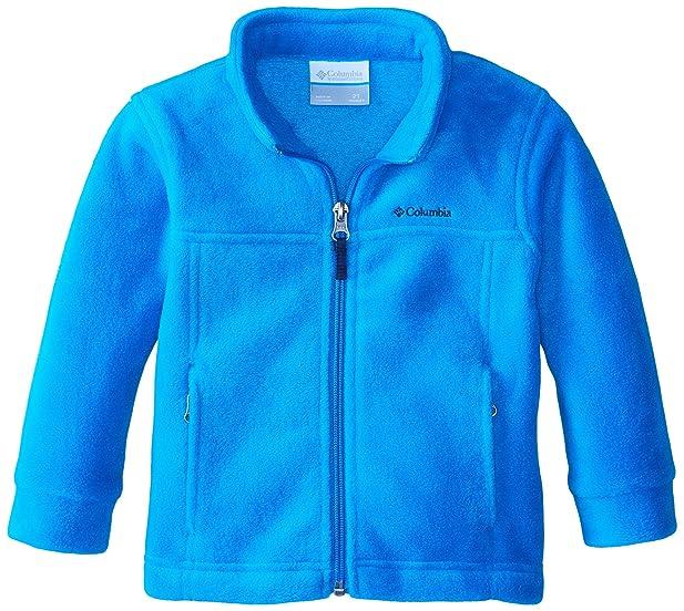 Amazon.com: Columbia Boys' Steens MT II Fleece Jacket: Fleece ...