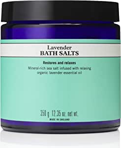 Neal's Yard Remedies Lavender Bath Salts, 350 grams