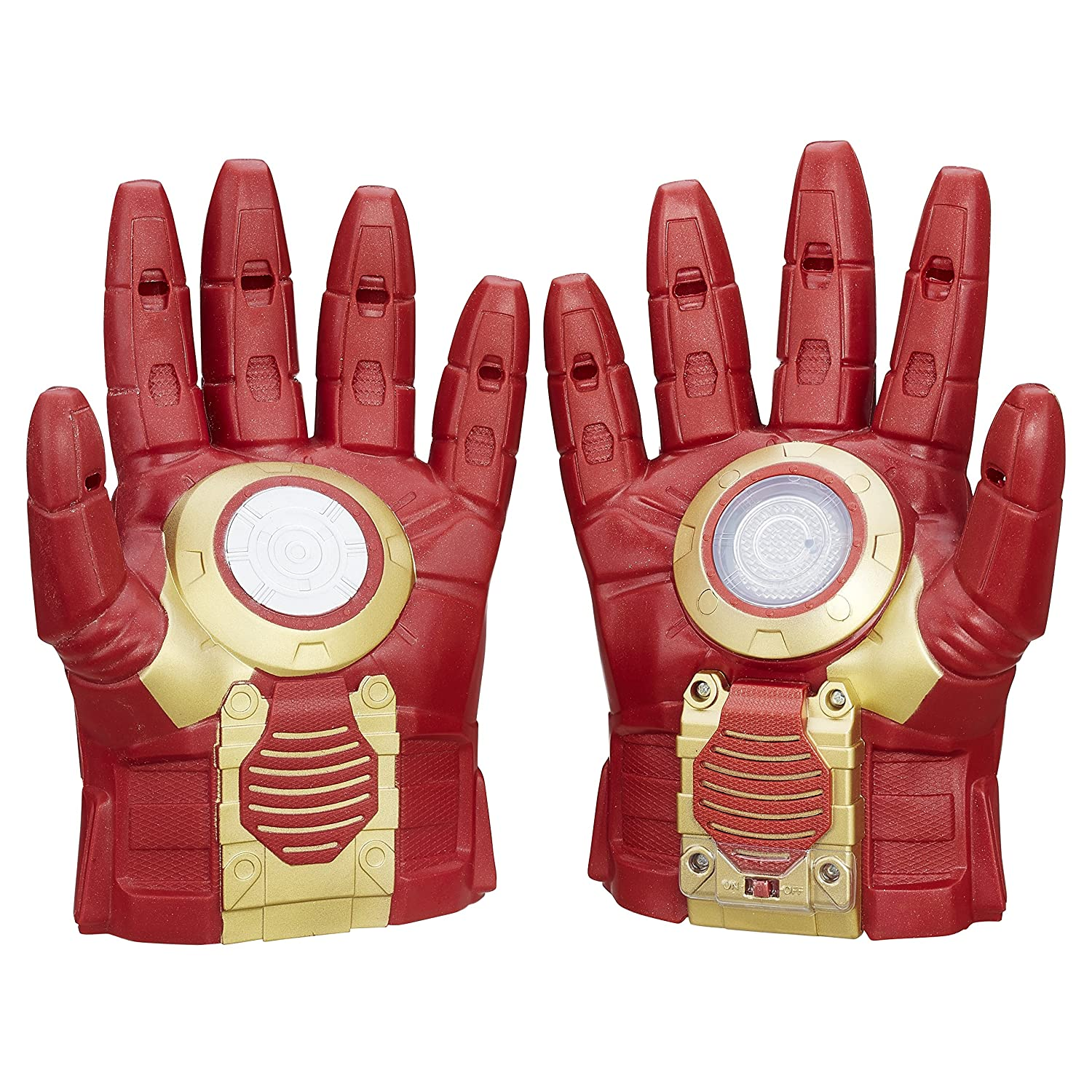 Captain America Civil War Iron Arc FX Gloves Hasbro Canada Corporation B5780