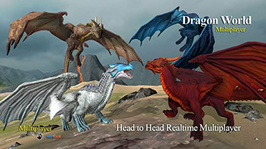 Amazon Com Dragon World Multiplayer Appstore For Android