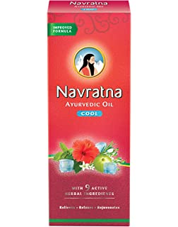 Emami/Himani Navratna Ayurveda Herbal hair (multiusos) aceite 300 ml