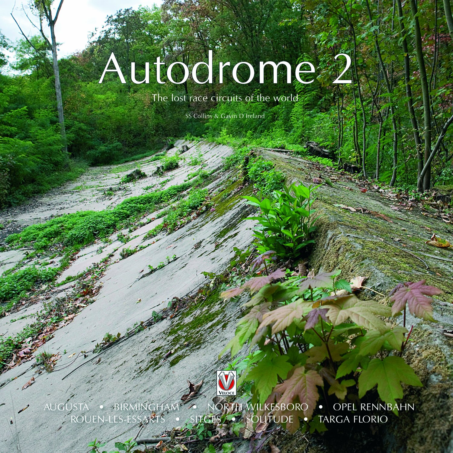 Autodrome 2 The Lost Race Circuits Of World Sam More Display Hobby Category List Email David A Collins 9781845842406 Books