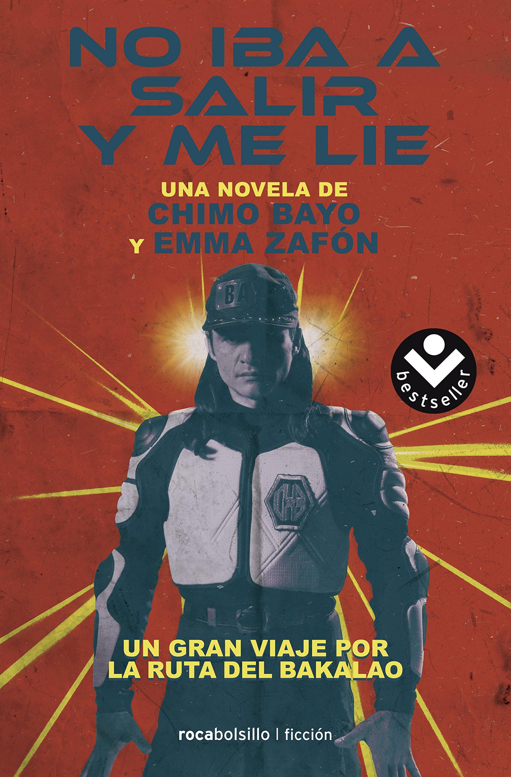 No iba a salir y me lie: Un gran viaje por la ruta del Bakalao Best seller / Ficción: Amazon.es: Chimo Bayo, Emma Zafón: Libros