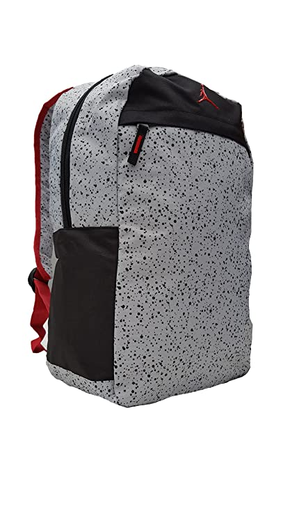 buy popular 1014d 71b5b Image Unavailable. Image not available for. Color  Nike Jordan Jumpman  Youth Backpack ...