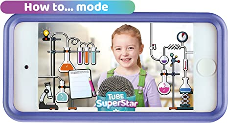 Worlds Apart Ltd 579UVL Tubo Superstar