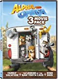 Alpha and Omega: Movie 3-Pack [DVD]