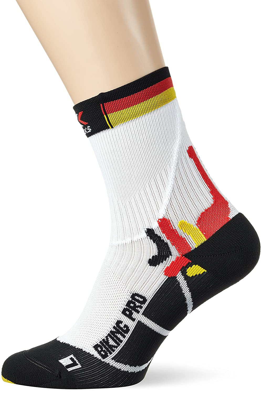 CH Mens Biking Pro X-Socks Patriot Edition