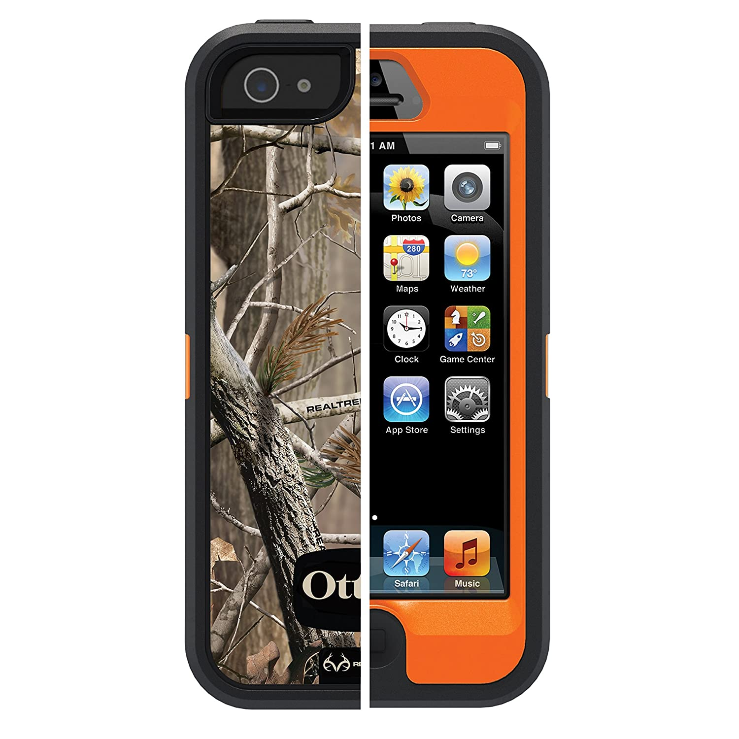 Amazon.com: Otterbox Defender Replacement Case - Blazed - for ...