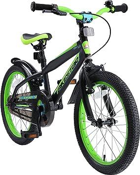 BIKESTAR Bicicleta Infantil para niños y niñas a Partir de 5 años ...