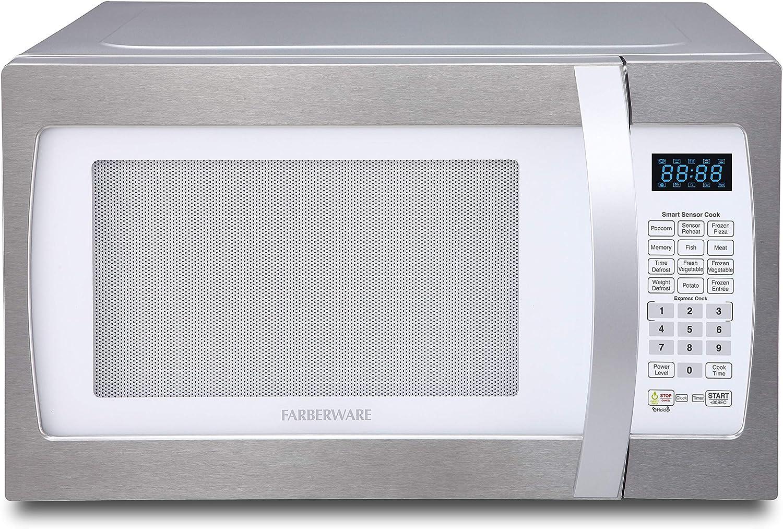 Best 1100 Watt Countertop Microwave: