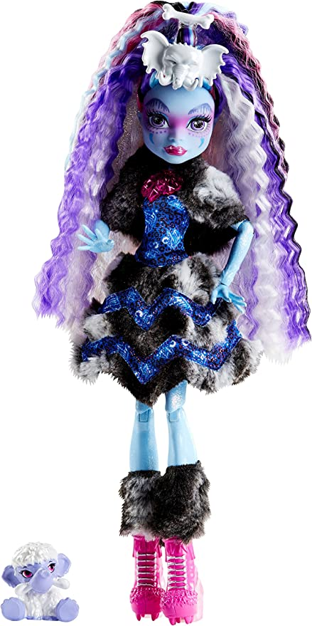 Amazon.es: Mattel Monster High - Monster High Abbey bominable Collector Doll (FGD27): Juguetes y juegos
