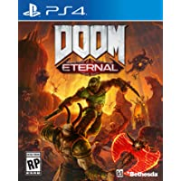 Doom Eternal Standard Edition for PlayStation 4 by Bethesda
