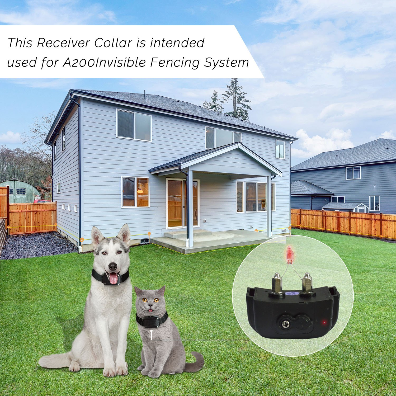 amazon com petsn u0027all 27000 sqft electronic pet barrier system