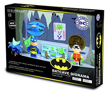 Amazon sd toys do it yourself pate modeler dc heroes sd toys do it yourself pate modeler dc heroes batcave deluxe 8436546894766 solutioingenieria Image collections