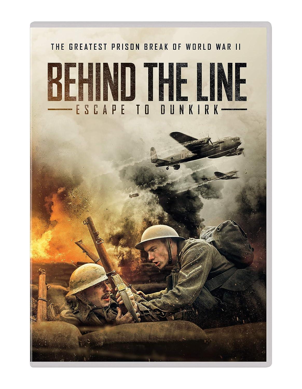 Amazon Com Behind The Line Escape To Dunkirk Sam Gittins Joe Egan Ryan Winsley Jennifer Martin Cine Y Tv