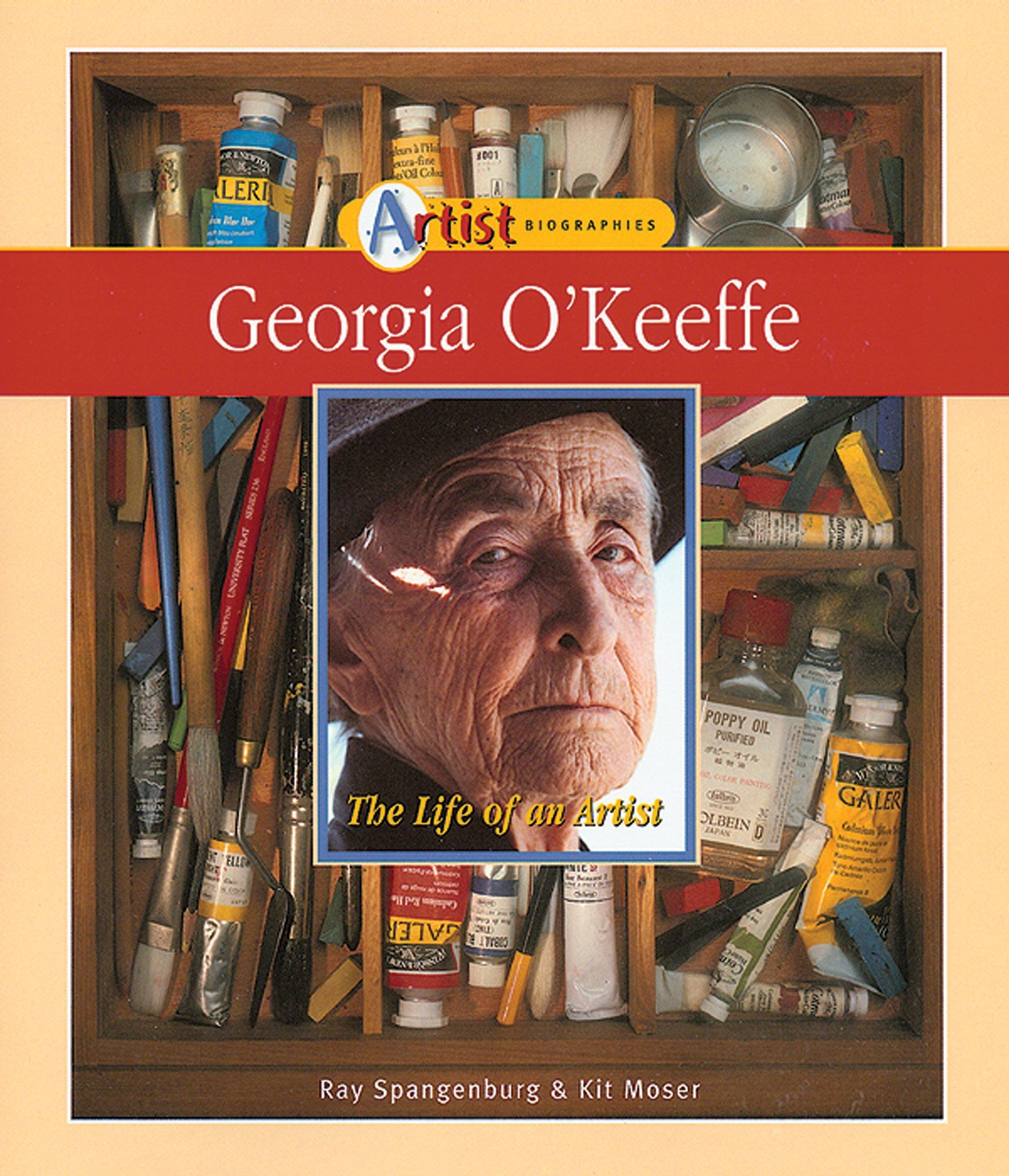 art ed books and kits georgia okeeffe art ed books kits