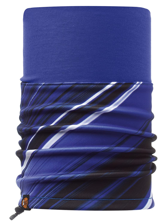 Buff Neck Warmer Pro - Cinta de pelo para ciclismo para hombre, color azul, talla única