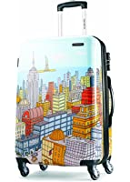 Samsonite Luggage NYC Cityscapes Spinner 24