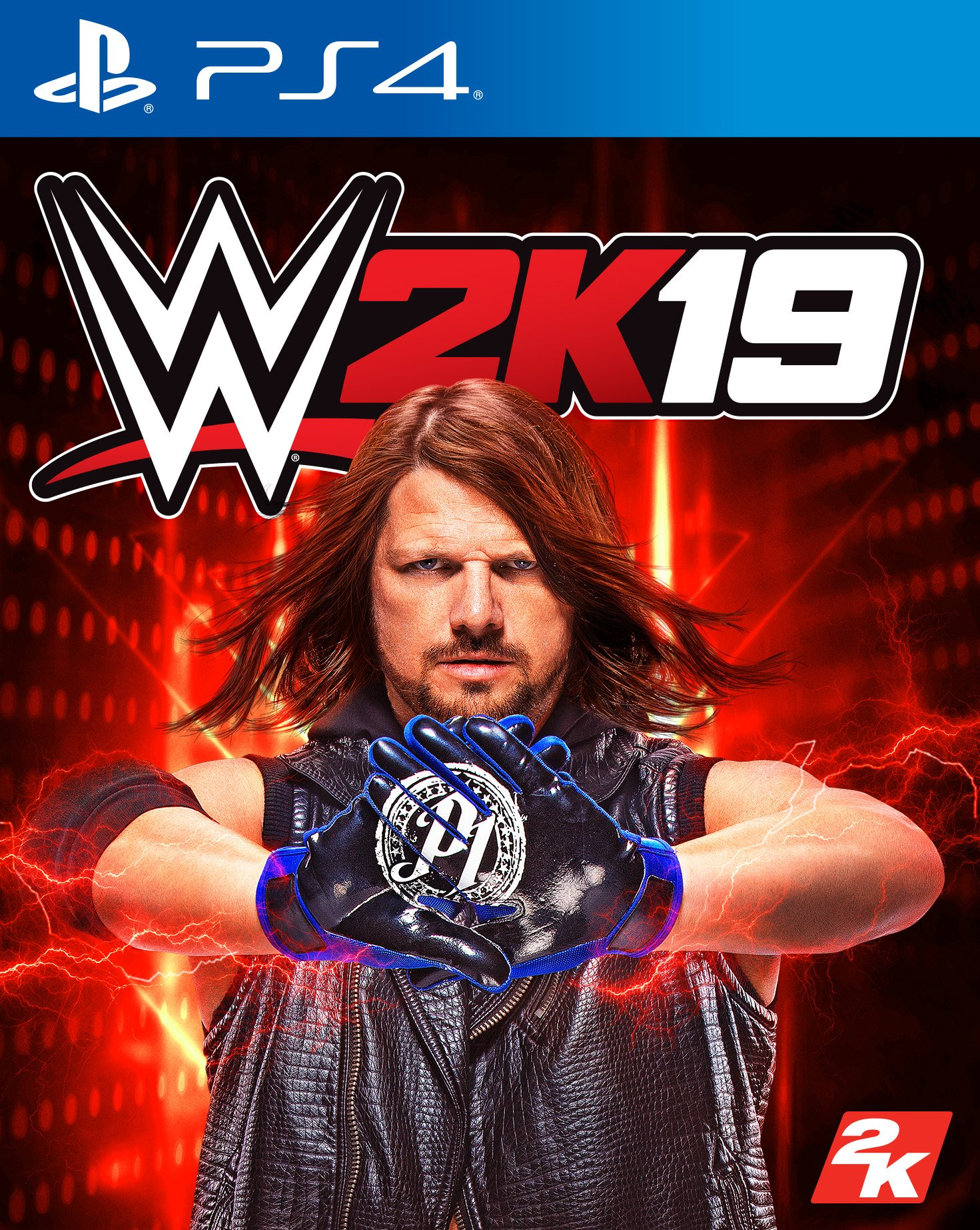 WWE 2K19 (PS4) product image