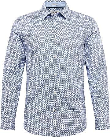 Pepe Jeans Alderley Camisa para Hombre: Amazon.es: Ropa y accesorios