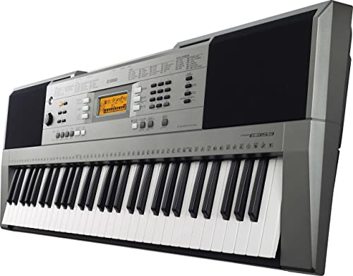 Yamaha PSRE353 61-Key Portable Keyboard