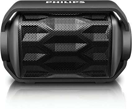 e5460fa1431 Philips BT2200B 00 Portable Bluetooth Speakers (Black) Price  Buy Philips  BT2200B 00 Portable Bluetooth Speakers (Black) Online in India -Amazon.in