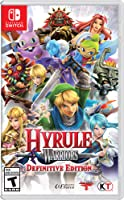 Hyrule Warriors Definitive Edition-definitive Edition-nintendo_switch