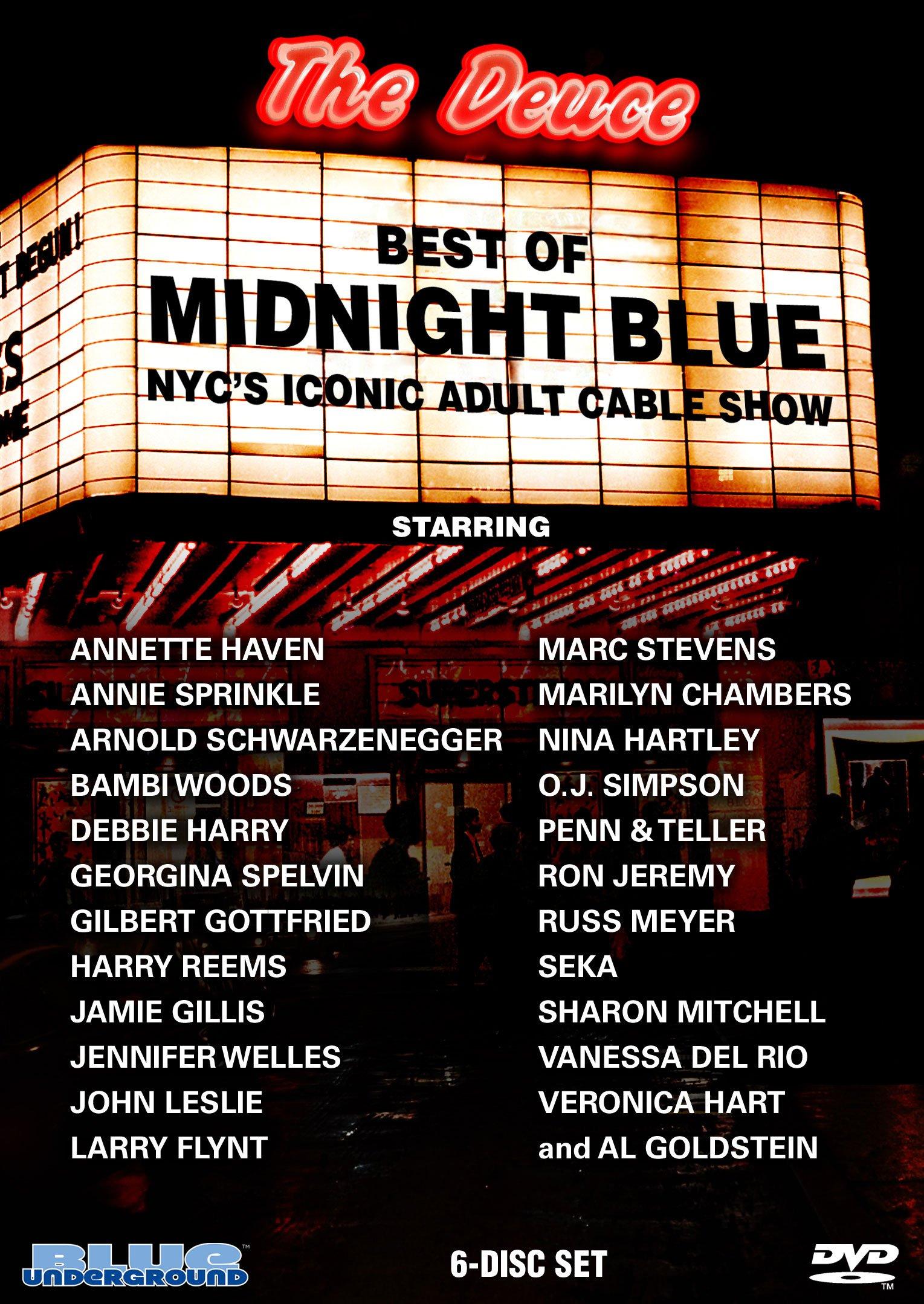 Best Of Midnight Blue (6-Disc Set)