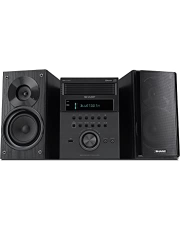 Amazon stereo shelf systems electronics