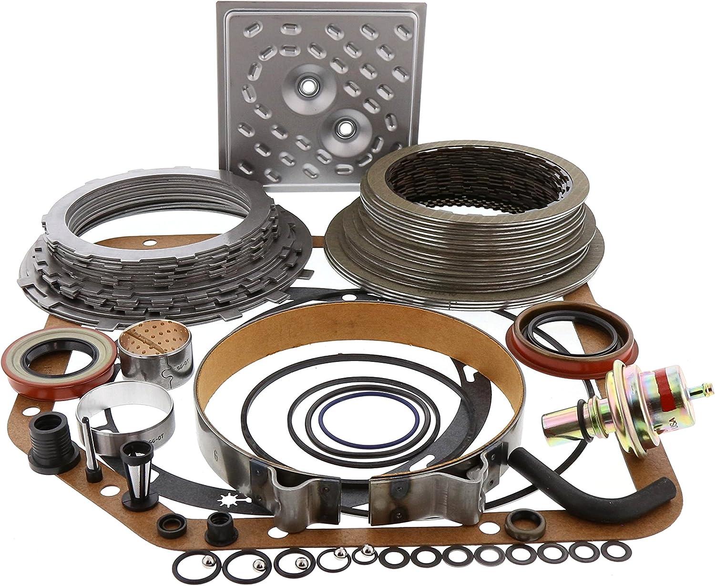 TH350 Alto Transmission Less Steel Rebuild Kit Level 2