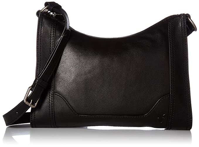 4c203232b390 FRYE Melissa Zip Leather Crossbody Bag