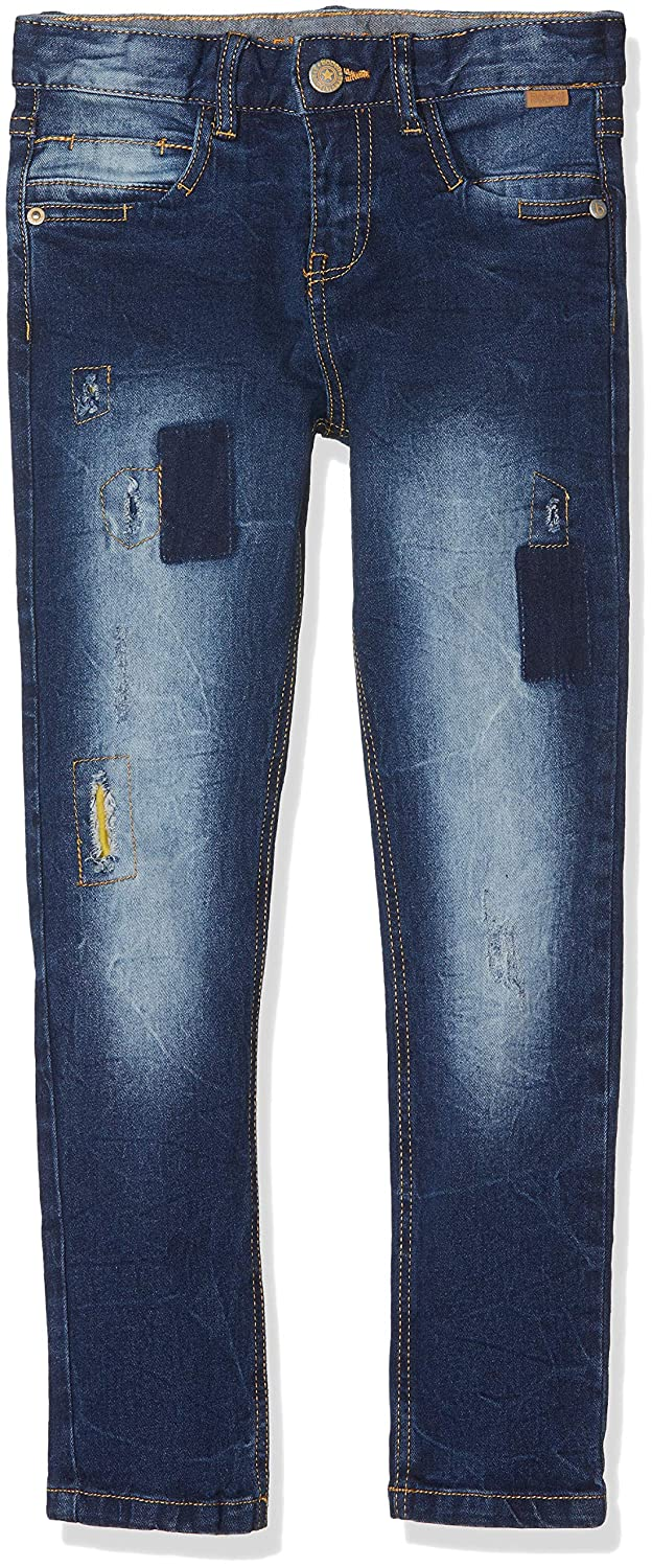 boboli Denim Stretch Trousers for Boy, Pantaloni Bambino Bóboli 526182