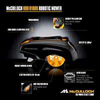 McCulloch Mähroboter Design