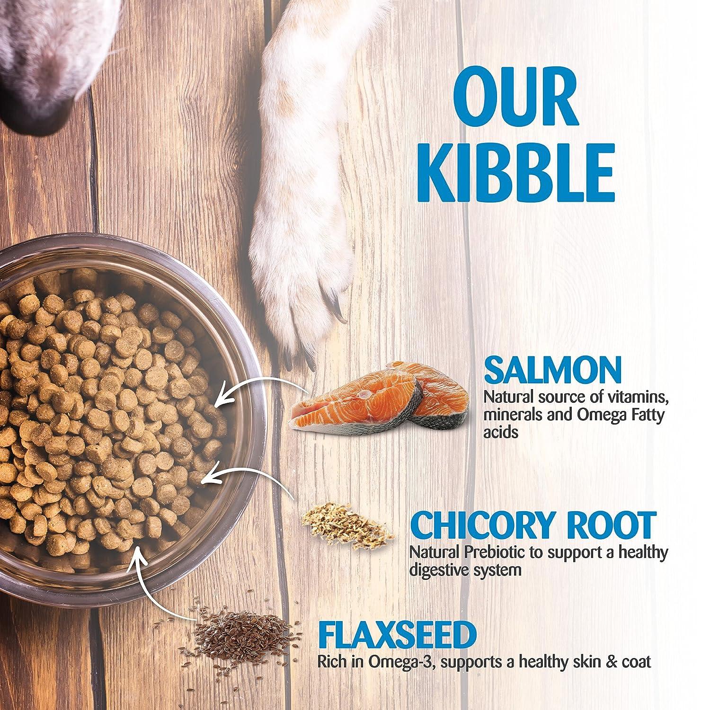 Amazon.com: Comida seca para perro con ingredientes ...