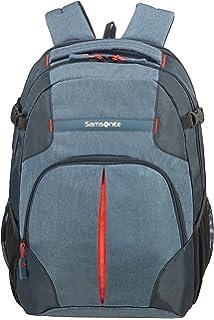 e3ac163338e SAMSONITE Laptop Backpack L EXP (Storm Blue) -Rewind Casual Daypack, 43 cm