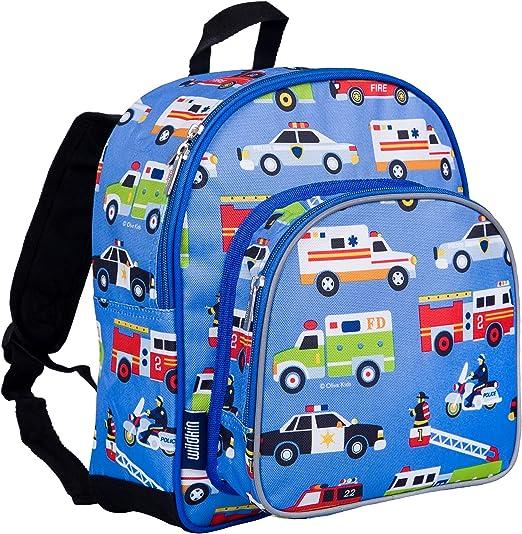 Amazon.com: Wildkin Pack n Snacks Mochila para niños: Toys ...