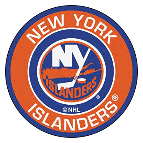 Image Unavailable. Image not available for. Color  Fanmats 18879 NHL New  York Islanders Roundel Mat 65ef5860a