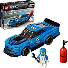 LEGO Speed Champions - La voiture de course Chevrolet Camaro ZL1 - 75891 - Jeu de construction