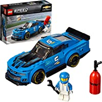 LEGO Speed Champions Chevrolet Camaro ZL1 Race Car 75891 Playset Toy