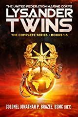 The United Federation Marine Corps' Lysander Twins: The Complete Series:  Books 1-5 Kindle Edition