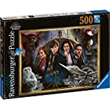 Ravensburger Fantastic Beasts - The Crimes of Grindelwald 500pc Jigsaw Puzzle